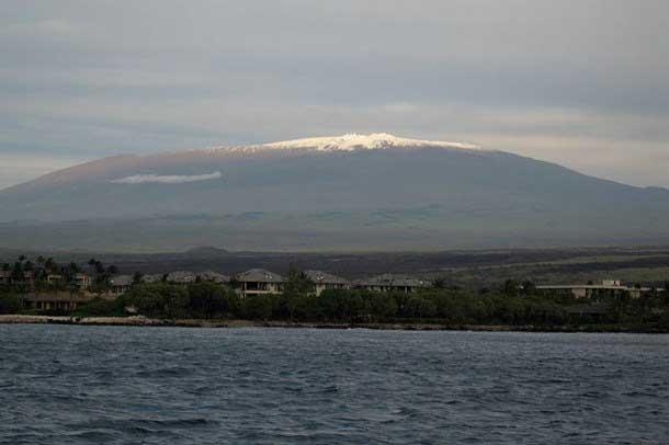 Mauna Kea mountain