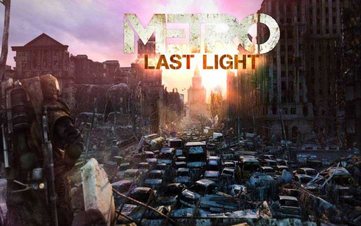 Metro Last Light game images wallpapers