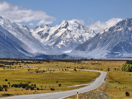 Mighty Mount Cook