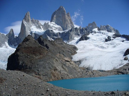 Monte Fitz Roy Chile pictures