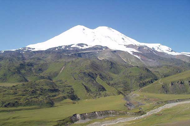 Mount Elbrus pictures