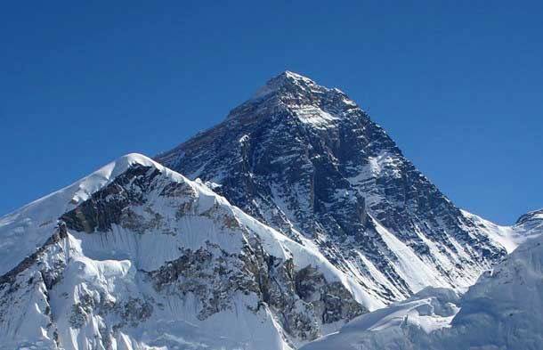 Mount Everest images