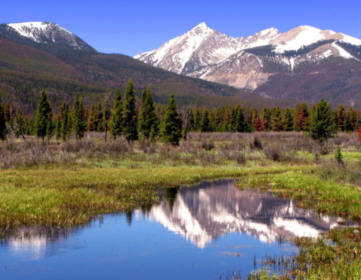 Rocky Mountain National Park United States pictures