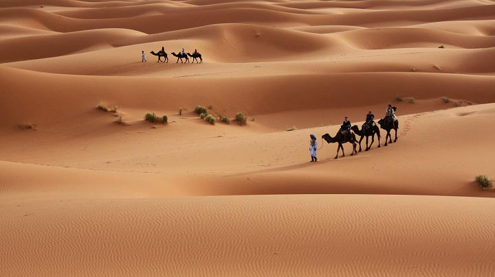Top 10 Biggest deserts In the World