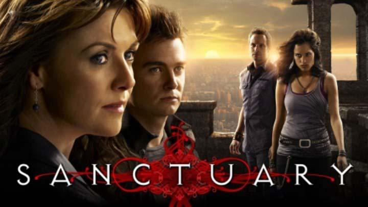 Sanctuary tv show