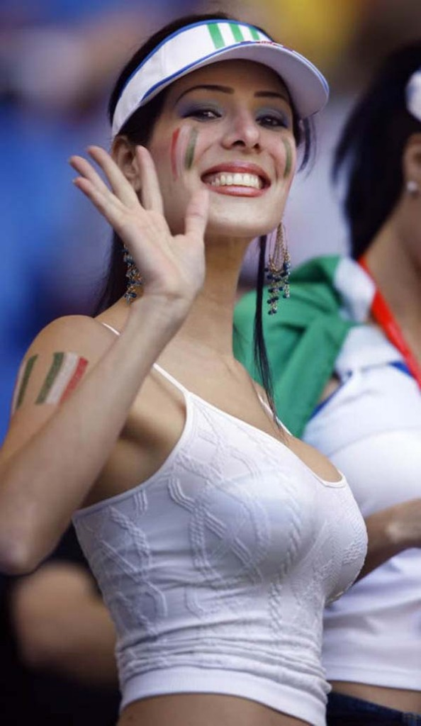 The-Hottest-fans-of-the-FIFA-2014-World-Cup-hotty sexy cute hot beautiful gorgeous lovely