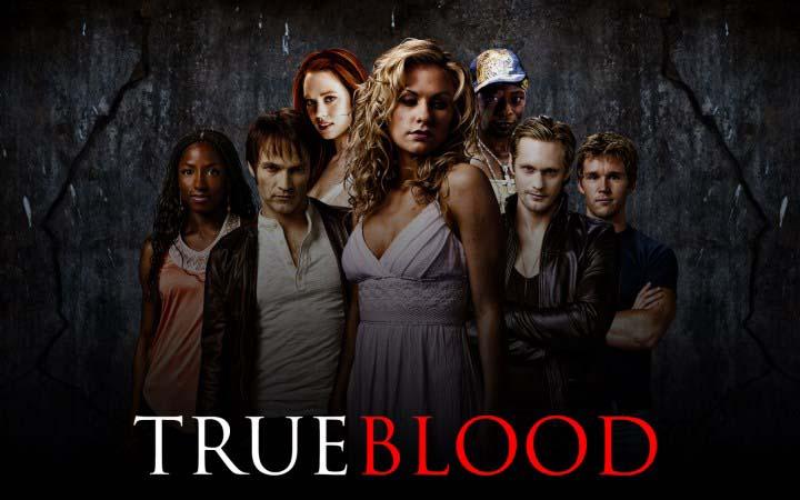 True Blood tv series
