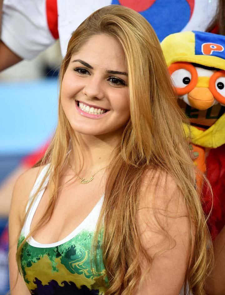 World-Cup-sexiest-fans of fifa 2014