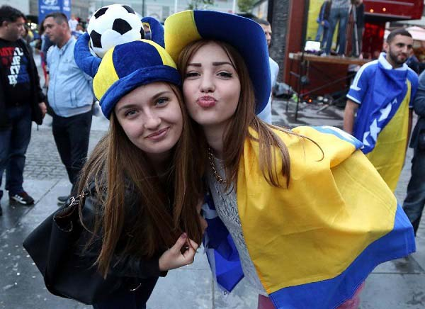 bosniya fan