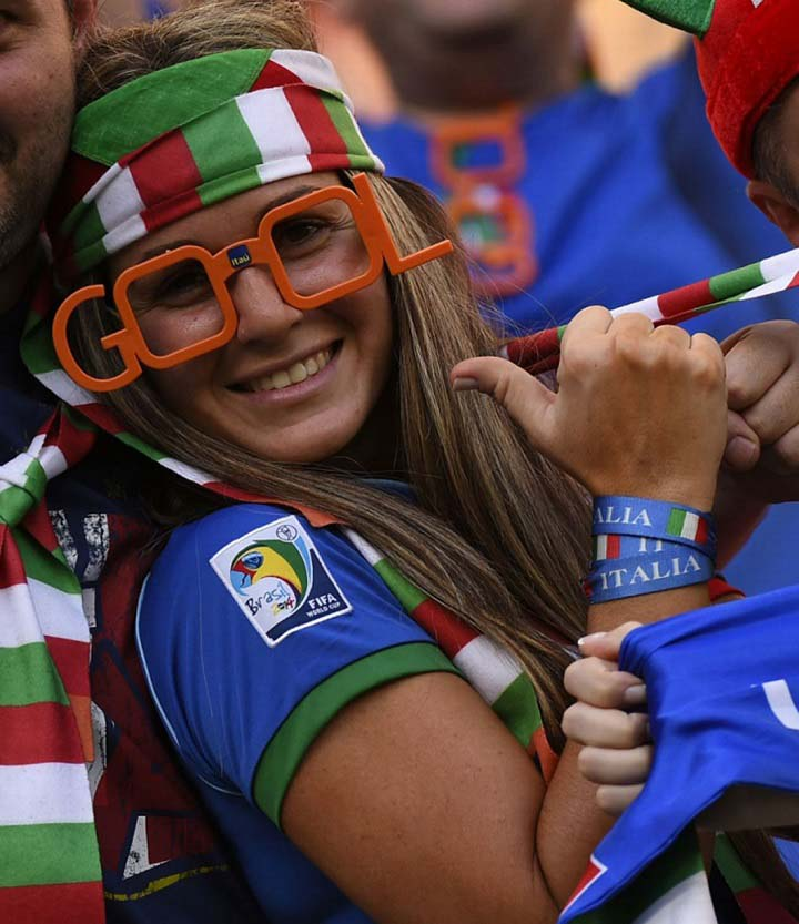 cool fan of fifa-World-Cup-fans