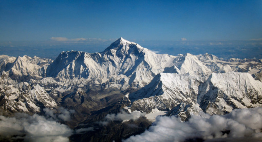 thrill of Mount Everest