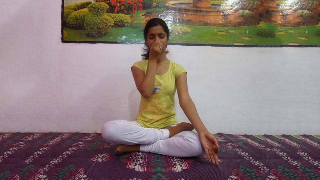How to do PRANAYAMA yoga and its Uses