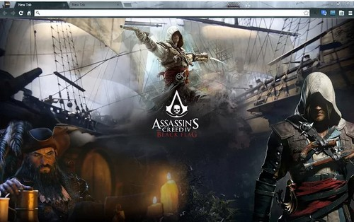 ac4-theme for chrome browser