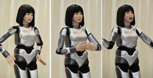 Top 10 Countries with Most Advanced Technology japan-robots