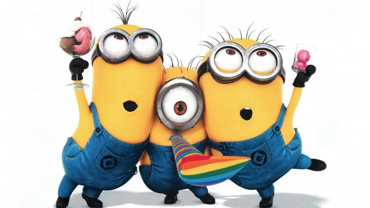 Top 10 Highest Grossing Movies of 2015 minions