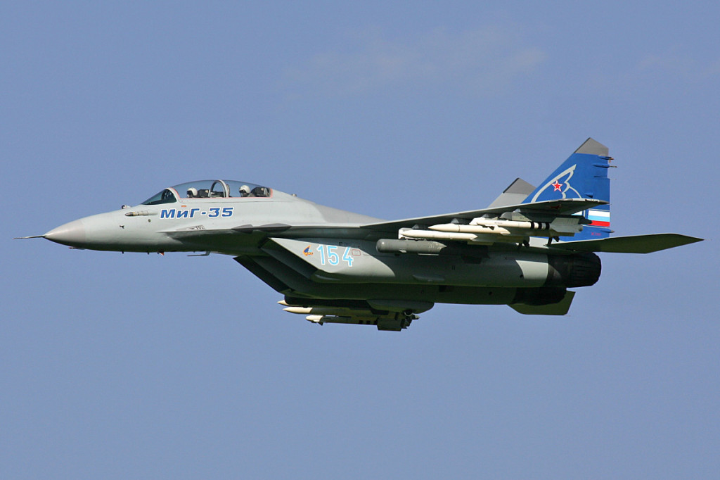 Top Ten Best Fighter Jets in the World Mikoyan-Gurevich_MiG-35