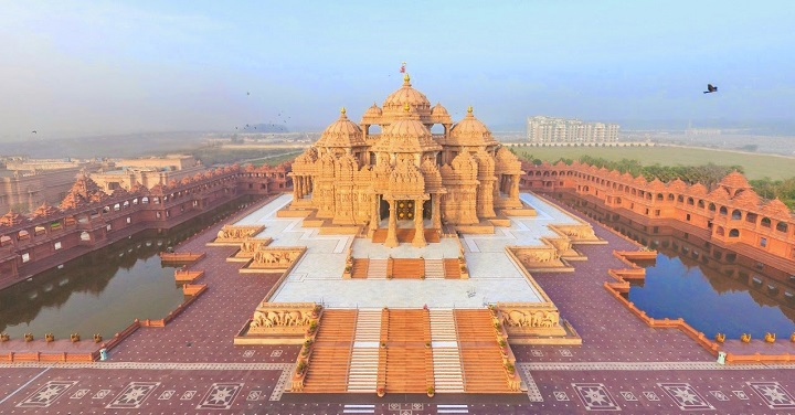 Top Ten Most Beautiful Countries In The World India
