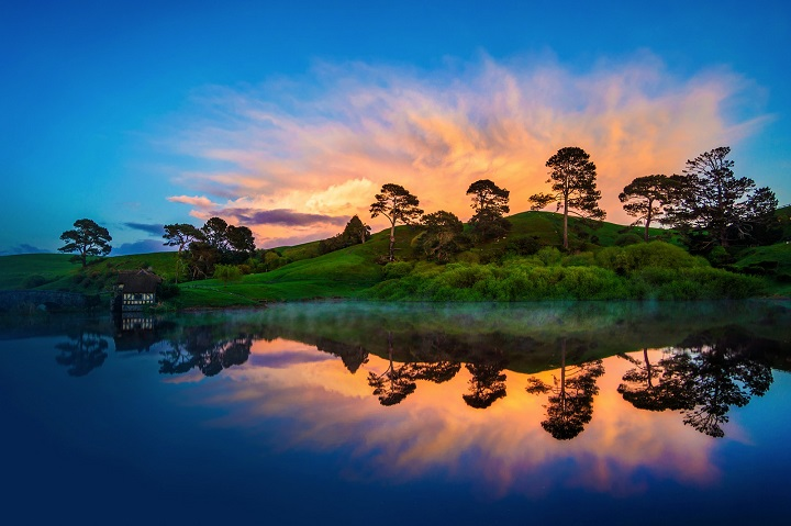 Top Ten Most Beautiful Countries In The World New Zealand