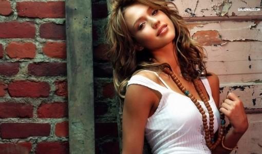 Top Ten Sexiest Hollywood actress Jessica Alba