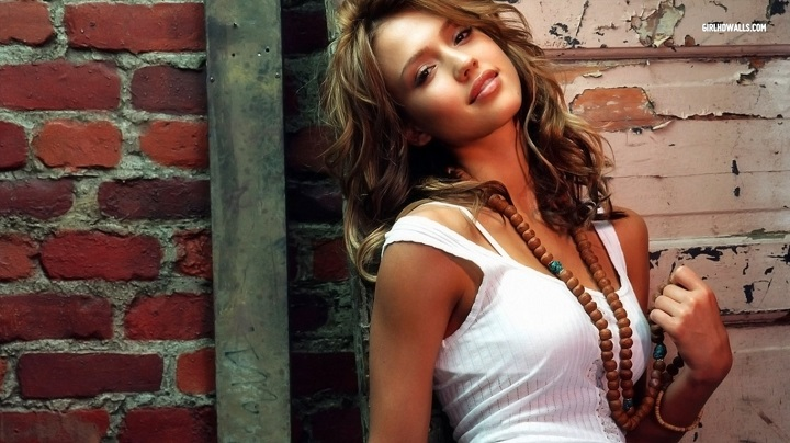 Top Ten Sexiest Hollywood actress Jessica Alba