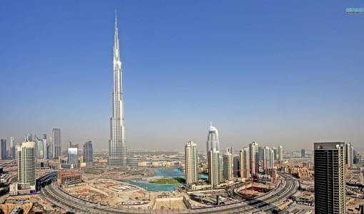 Top Ten Tallest Buildings in the World By 2016 Burj Khalifa (DUBAI, UAE)