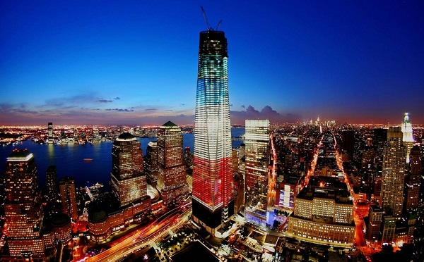 Top Ten Tallest Buildings in the World By 2016 Freedom Tower