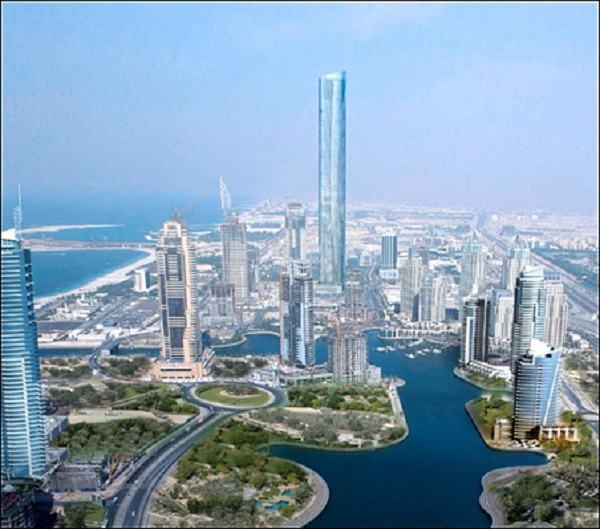 Top Ten Tallest Buildings in the World By 2016 Pentominium
