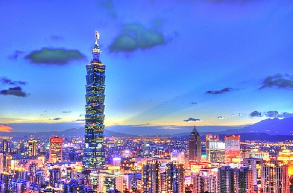 Top Ten Tallest Buildings in the World By 2016 Taipei 101 Mall
