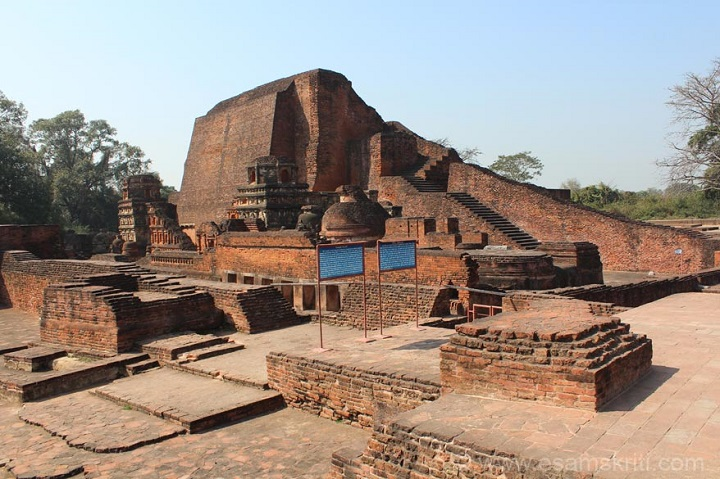 Top 10 Oldest Universities In the World Nalanda University (India)