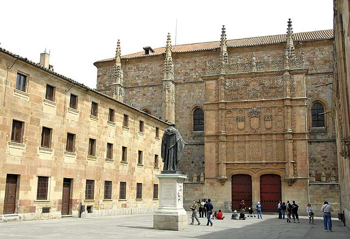 Top 10 Oldest Universities In the World University of Salamanca