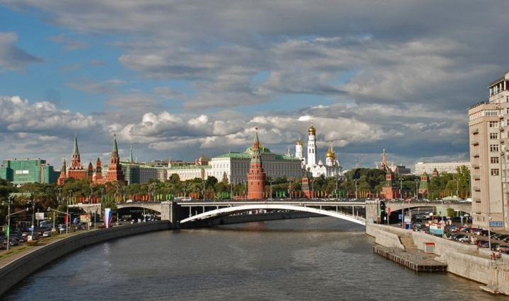 Top Ten Most Powerful Countries in the World Russian moscow_view