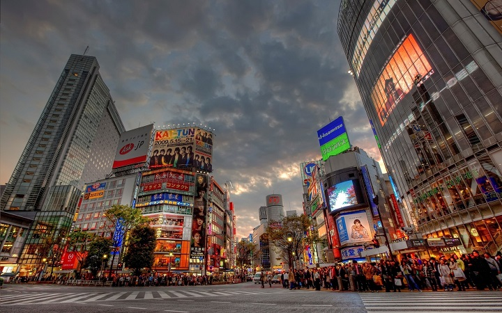 Top Ten Most Powerful Countries in the World japan-city-wallpaper-hd