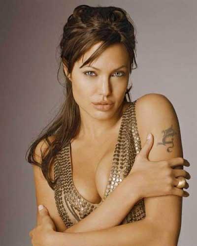 Angelina Jolie hot cute sexy