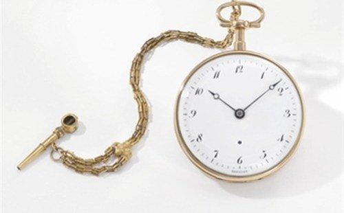 Brequet-Pocket-Watch