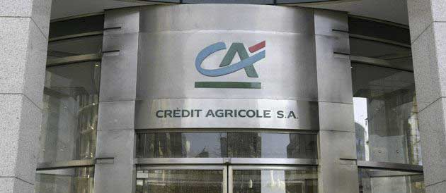 CREDIT AGRICOLE, FRANCE