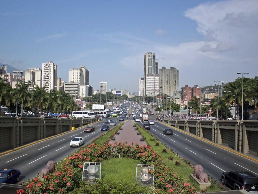 Caracas-Venezuela-Ville