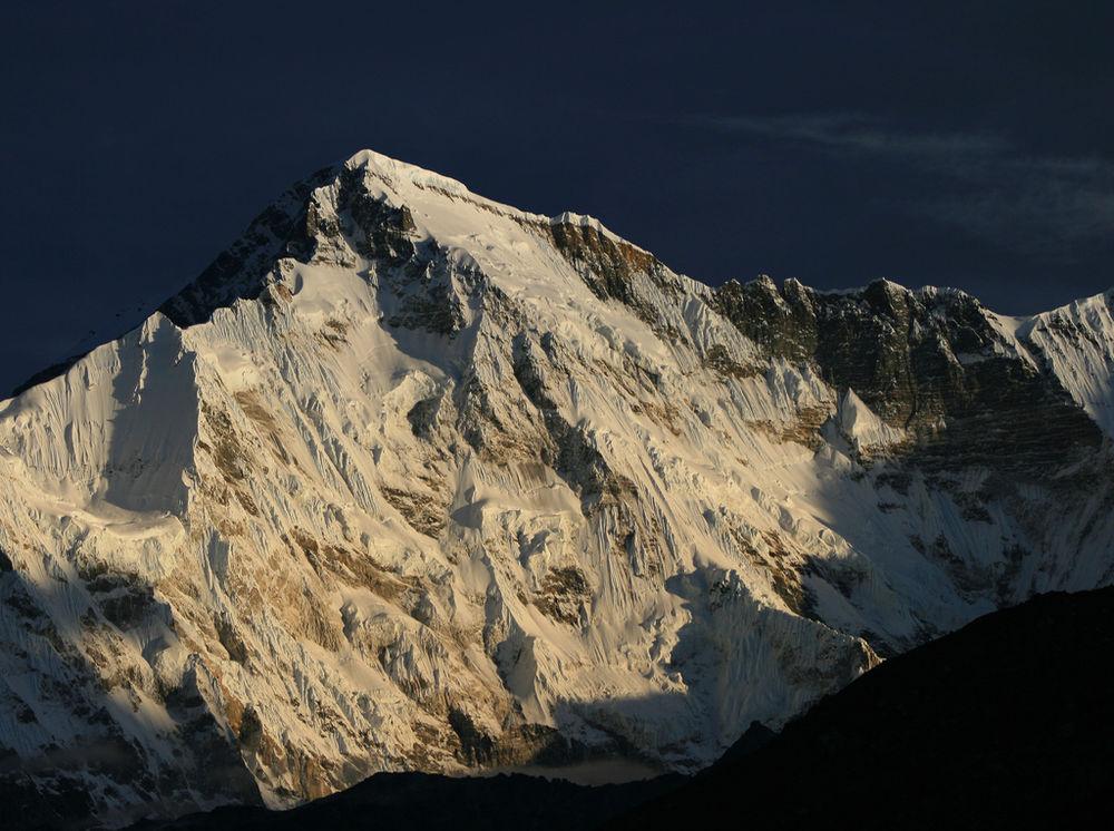 Cho oyo mountain