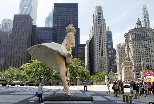 Forever-Marilyn-Statue