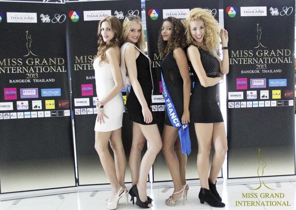 Greece, Slovak Republic, France and Spain