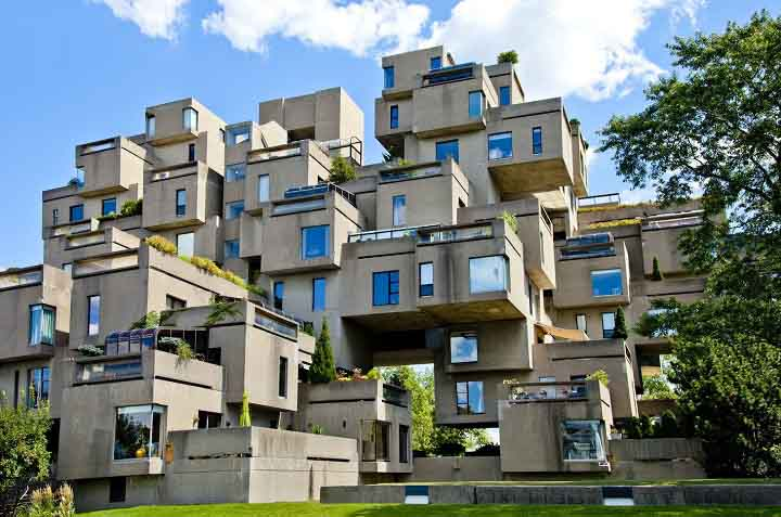 Habitat 67 Montreal Canada