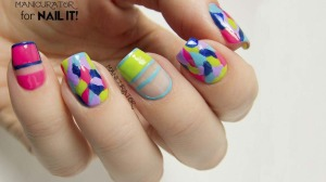 20 COLORFUL NAIL DESIGNS 2014