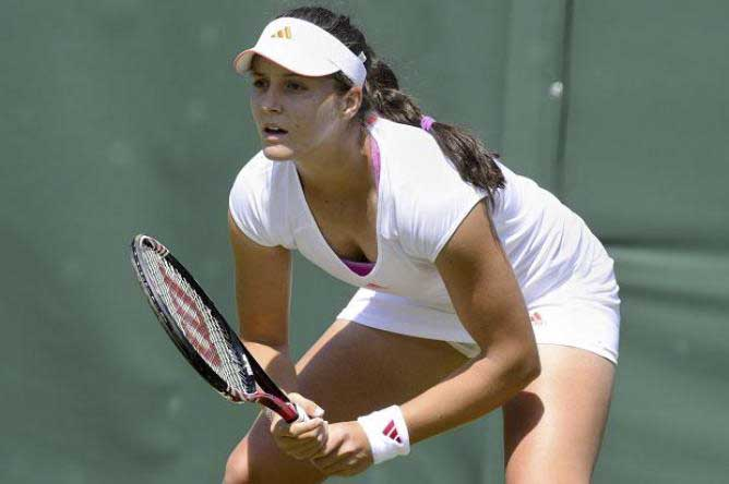 Laura Robson hot cute lovely nice