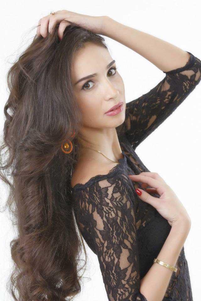 Miss Ana Lomidze georgia