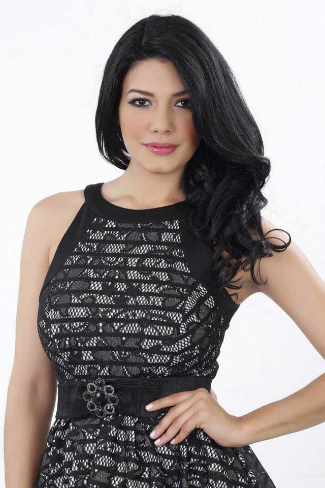 Miss Janelee Chaparro puerto rico