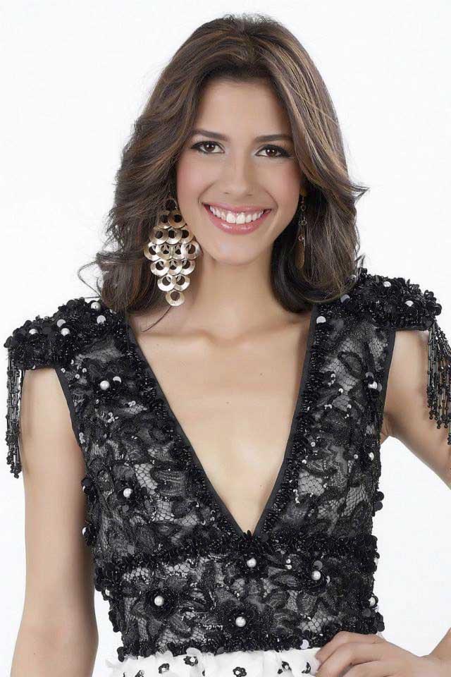 Miss Mariana Jimenez venezuela