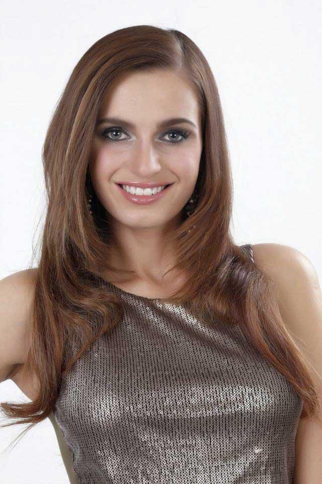 Miss Marketa Brizova czech republic