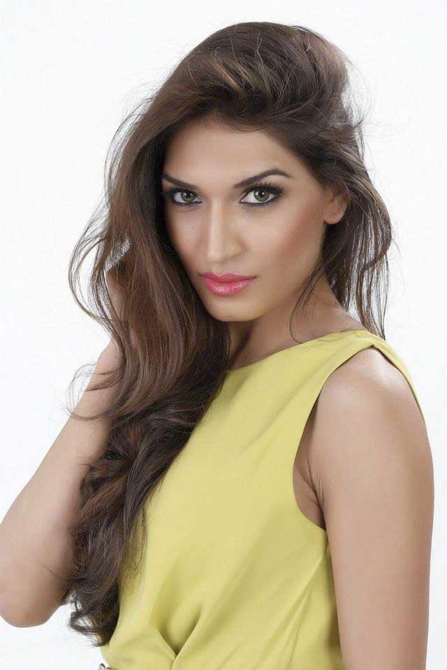 Miss Shanzay Hayat pakistan