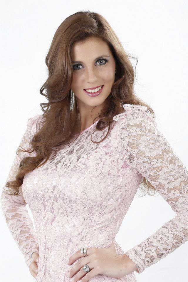 Miss Susel Jacquet argentina