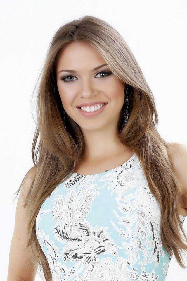Miss Tamara Da Costa Bicca brazil
