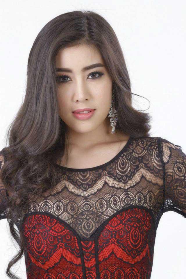 Miss Yada Theppanom thailand
